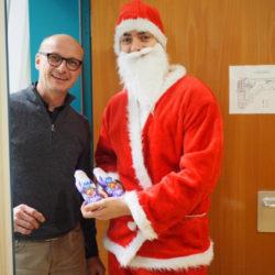 Weihnachtsstimmung an der Gesamtschule Marienheide