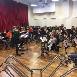 Schulkonzert und Orchesterfahrt 2018