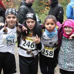 Gesamtschule nahm am Herbstwaldlauf 2017 rund um die Brucher teil