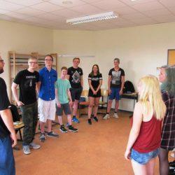 Poetry Slam an der Gesamtschule Marienheide