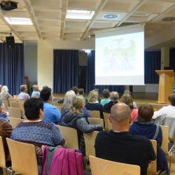 """Elternabend """"Eltern sein in Zeiten digitaler Medien"""" an der Gesamtschule Marienheide"""