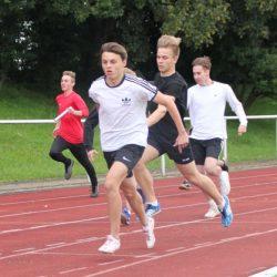 Großartige Leistung der Leichtathleten der Gesamtschule Marienheide