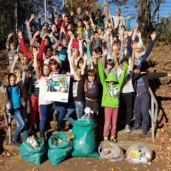 """Müllsammelaktion an der Wipper – Das Meer """"beginnt"""" hier!"""