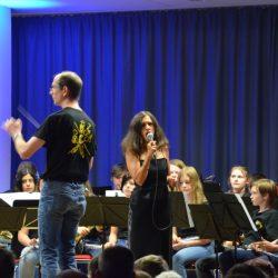 Konzert des Schulorchesters